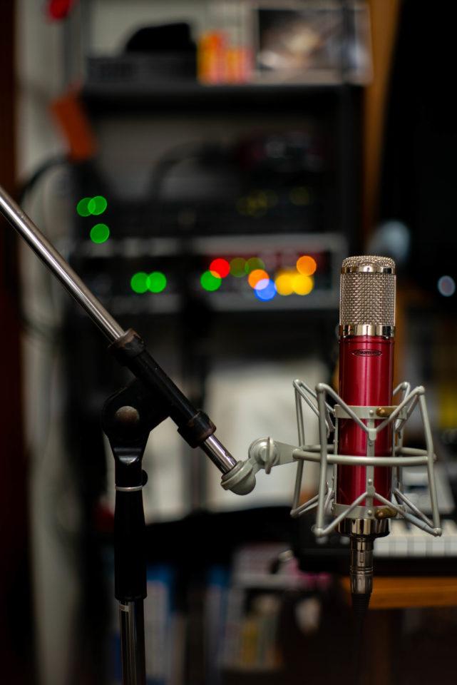 福井の音楽と映像制作スタジオです